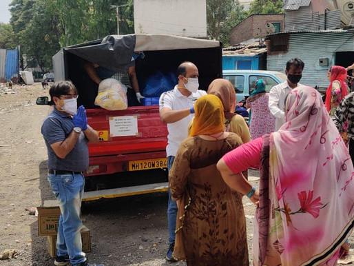 Sadhu Vaswani Mission Serves the Muslim Brethren in the Holy Month of Ramzan