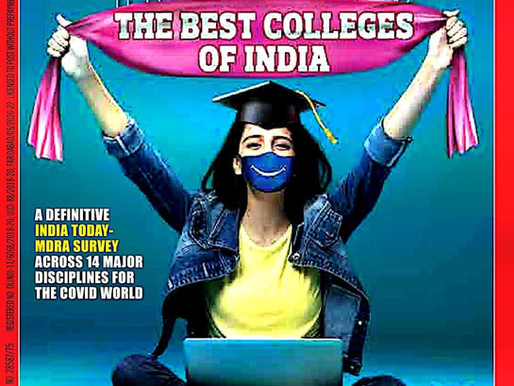 St. Mira's College of Girls is a TOP 10 Emerging College of the CENTURY!!