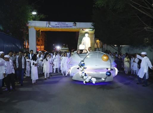 Sadhu Vaswani Rath Yatra Pimpri