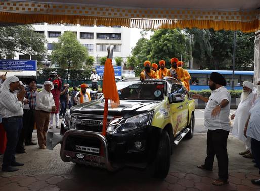 550 Year Guru Nanak Prakash Yatra