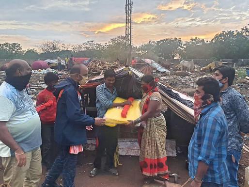 Sadhu Vaswani Mission starts new seva in Pimpri during Corona Pandemic