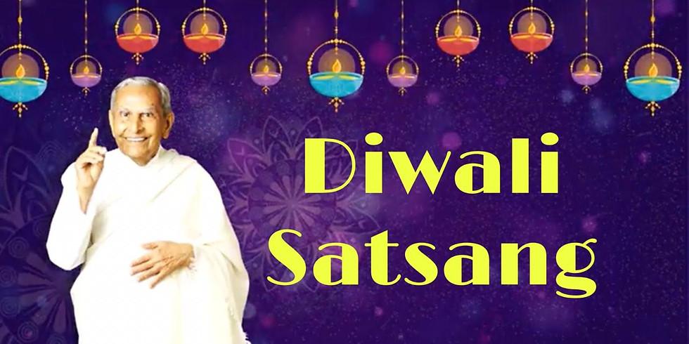 Diwali Online Virtual Satsang & Upadesh (subtitles)   Nov. 14, 2020
