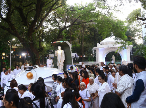 Sadhu Vaswani Rath Yatra, Pune AppealsFor 'Reverence For All Life'!