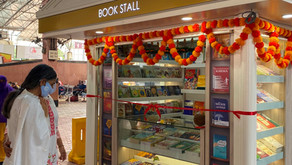 Sadhu Vaswani Mission opens new Book Stall at Railway Station, Pune