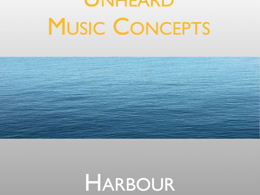 DEBUT ALBUM FROM UNHEARD MUSIC CONCEPTS