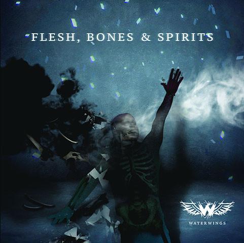 Cover art for Flesh, Bones & Spirits EP