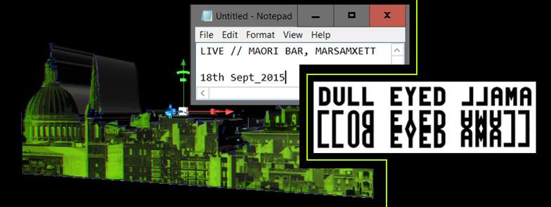 Dull Eyed Llama live at Maori Valletta
