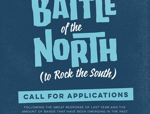 BATTLE OF THE NORTH TO ROCK THE SOUTH