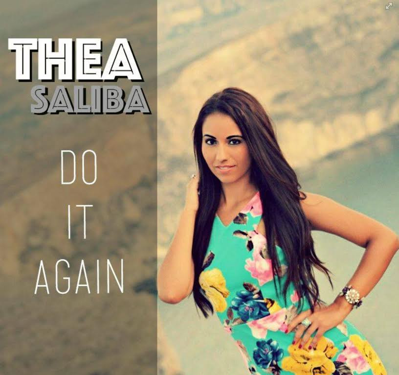 Thea Saliba Do it again pop single