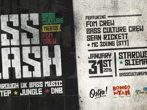 BASS CLASH: A JOURNEY THROUGH UK BASS MUSIC