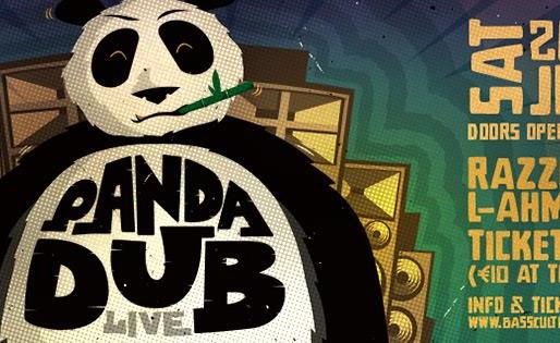 PANDA DUB: LIVE IN MALTA