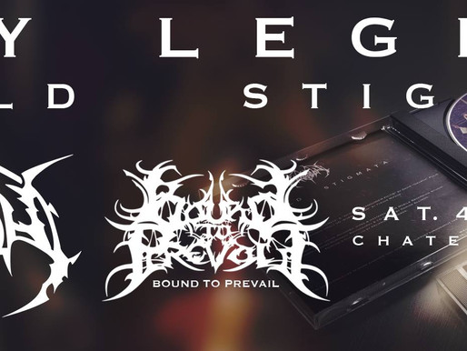THY LEGION RELEASE WORLD STIGMATA