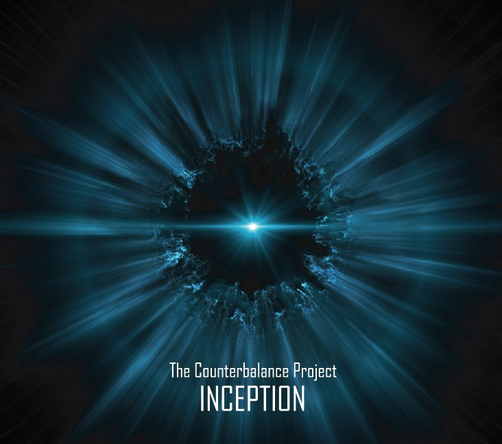 The Counterbalance Project's EP cover
