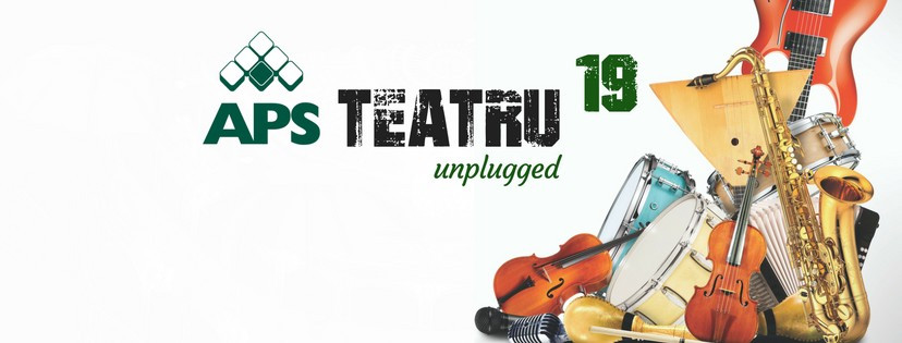 Teatru Unplugged 19 takes place on December 2,3 and 4