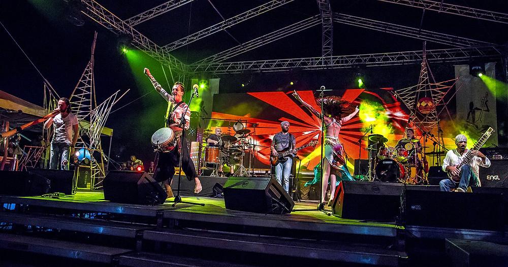 Tribali in concert_photo by Viktor Vella