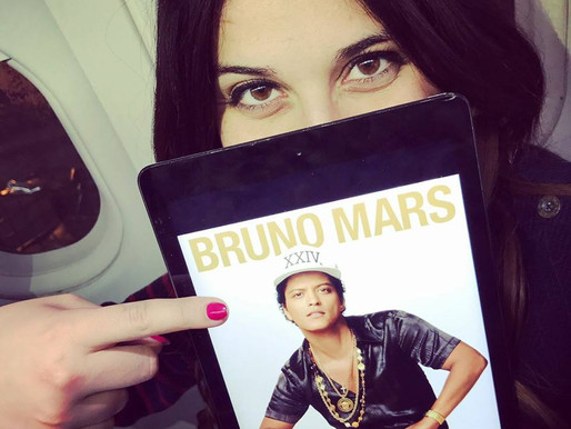 AMBER TO PERFORM PRE-BRUNO MARS UK SHOW
