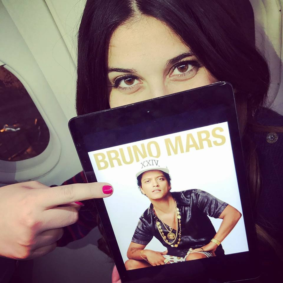Amber to perform pre-Bruno Mars show (photo: Facebook)