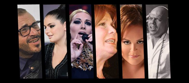 Some of the artists performing at the Inmates4ALS concert