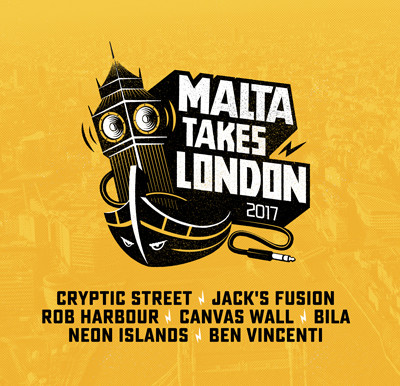 MALTA TAKES LONDON BACK WITH 5TH EDITION