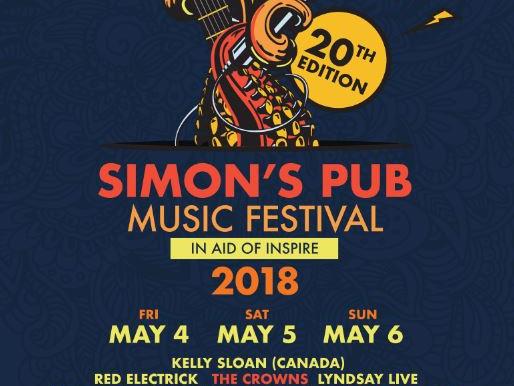 SIMON'S MUSIC FESTIVAL: 20TH EDITION