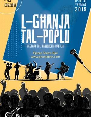 L-GĦANJA TAL-POPLU 2019: CALL FOR SUBMISSIONS