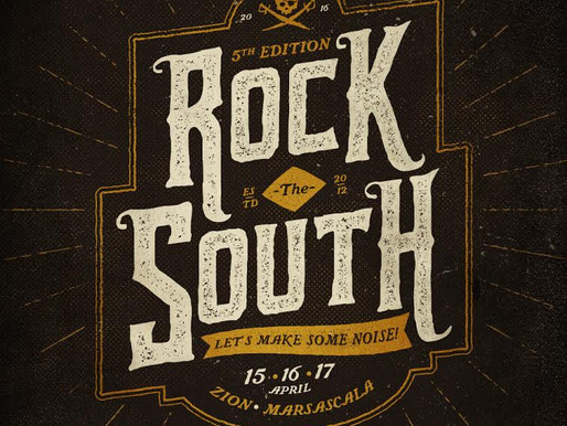 ROCK THE SOUTH RETURNS WITH 5TH ANNIVERSARY EDITION