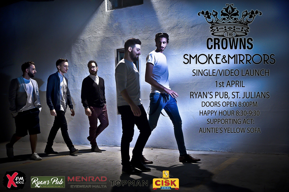New single from The Crowns
