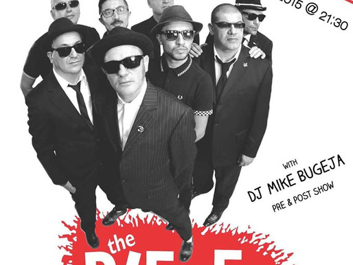 THE RIFFFS ROCK STEADY AT RYAN'S THIS THURSDAY