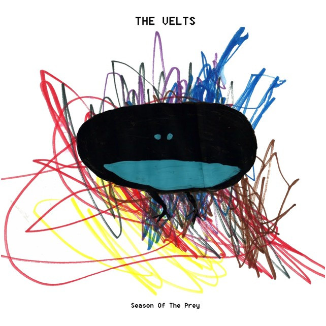 The Velts - Season of the prey - Artwork by Stephanie Sant