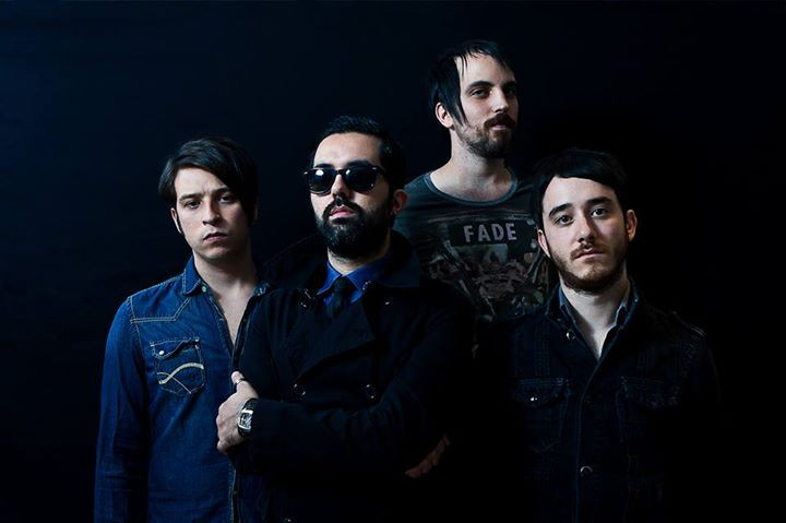 The Voyage alternative rock  band from Malta_photo by David 'dp'Attard