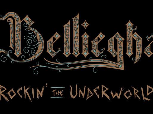 BELLIEGĦA: ROCKIN' THE UNDERWORLD