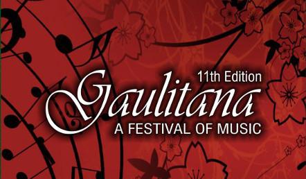 GAULITANA: A FESTIVAL OF MUSIC 2017