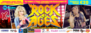 Click image to book your tickets for Rock of Ages