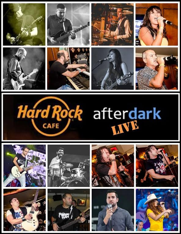 Hard Rock AfterDark returns on 28 November