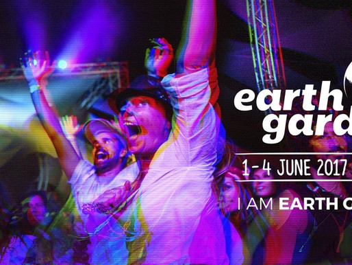 EARTH GARDEN TO GO AHEAD AS PLANNED