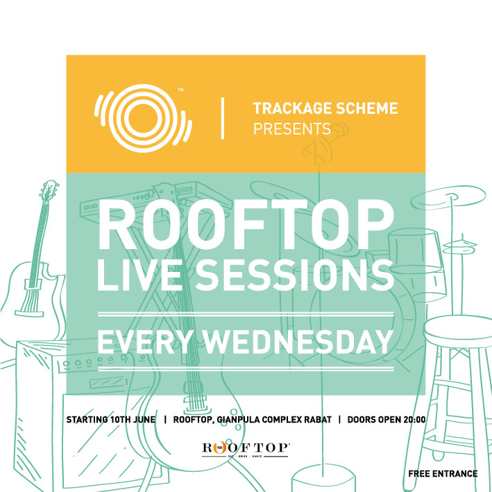 trackage scheme rooftop live sessions