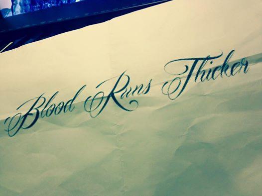 Rikki Lee's new single is Blood Runs Thicker