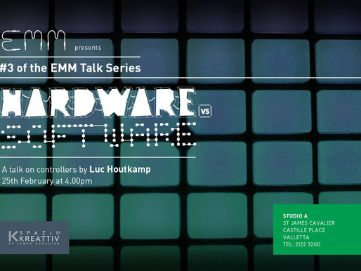 E.M.M. BACK WITH THIRD TALK