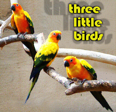 DUBKEY: DEBUT RELEASE BY THREE LITTLE BIRDS