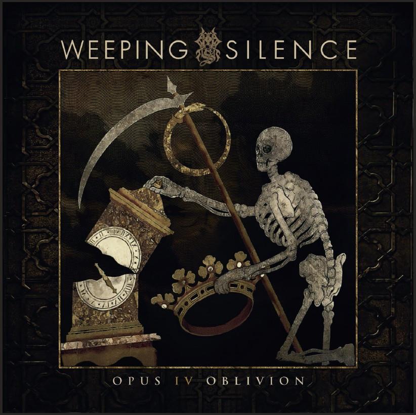 CD cover for Opus IV Oblivion