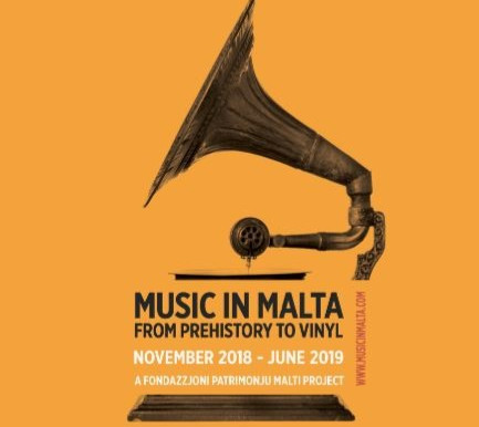 MUSIC IN MALTA – FROM PREHISTORY TO VINYL