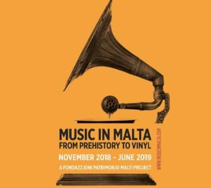 MUSIC IN MALTA – FROM PREHISTORY TO VINYL
