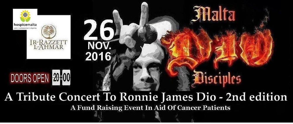Respect to the legend Ronnie James Dio