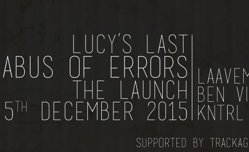 LUCY'S LAST TO RELEASE DEBUT EP