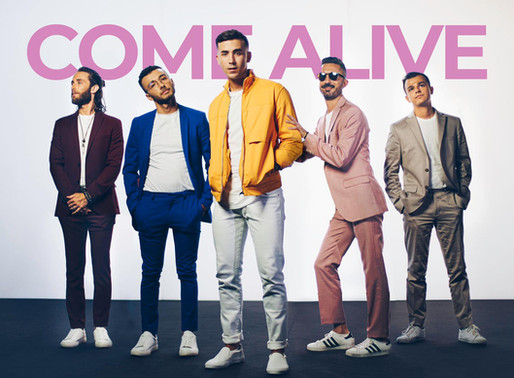 COME ALIVE: RED ELECTRICK RELEASE NEW SINGLE