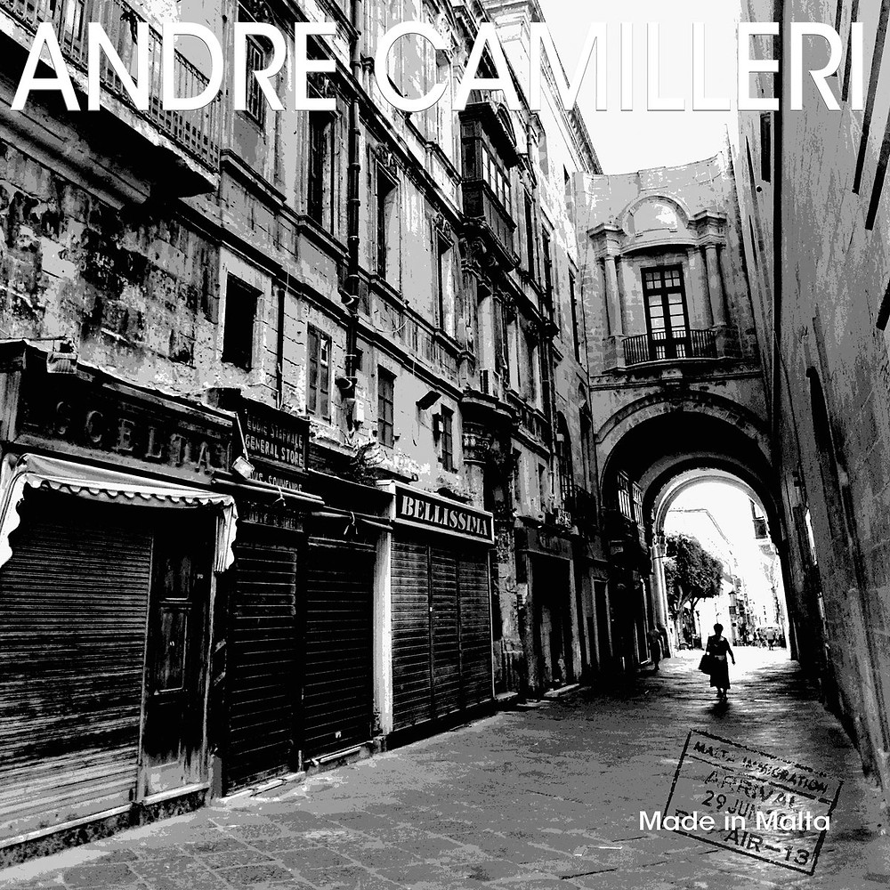 Andre Camilleri's Made In Malta album