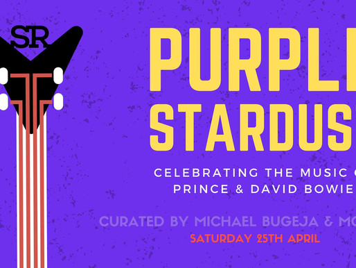 PURPLE STARDUST: A NIGHT OF MUSIC BY PRINCE & DAVID BOWIE