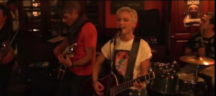 chris and moira video still from no turning back