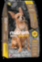 Беззерновой корм для собак мелких пород