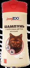 Шампунь с БЕРЕЗОВЫМ ДЁГТЕМ для кошек